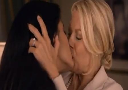 perfect lesbians