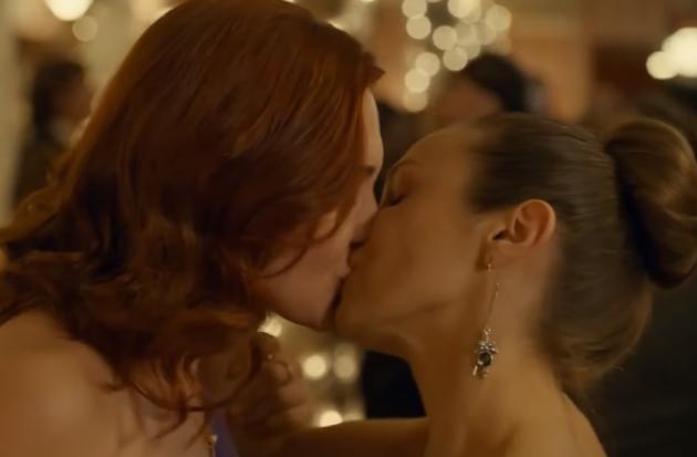 Waverly & Nicole ft. Wynonna (Wynonna Earp) – Season 2, Episode 7 – Sneak Peek