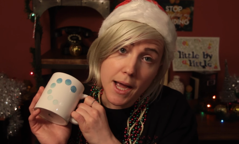 Hannah Hart – Holiday Hacks
