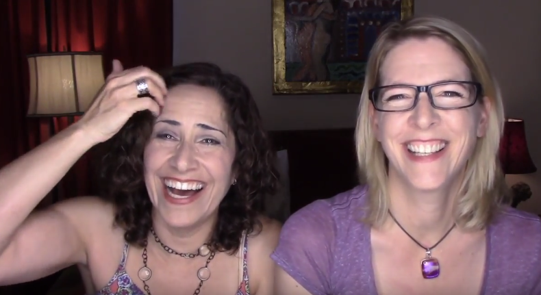 Lacie and Robin – Lesbian Couple Relationship Goals – Soulmate Checklist