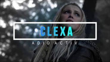 Clarke & Lexa (The 100) – Radioactive