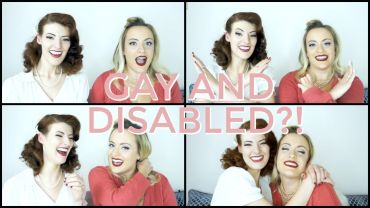 What's It Like Being Gay AND Disabled?! | Q & A ft. Jessica Out Of The Closet! | Part 1