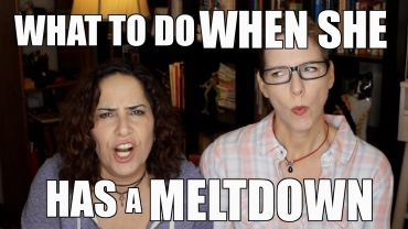 Lacie and Robin – What to do When She Has A Meltdown