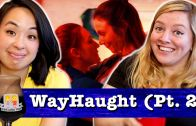 Drunk Lesbians Watch WayHaught Pt. 1 (Feat. Ashly Perez)