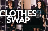 Angel & Nicole – Lesbian Clothing Swap