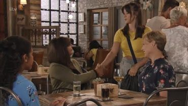Sophie & Paula (Coronation Street) – 5 September 2018