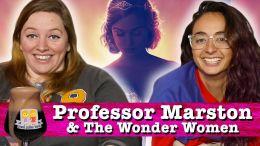 "Drunk Lesbians Watch ""Professor Marston & The Wonder Women"" (Feat. Jordan Shalhoub)"