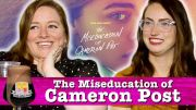 """Drunk Lesbians Watch """"The Miseducation Of Cameron Post"""" (Feat. Brittany Ashley)"""