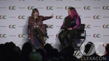 ClexaCon 2019 – Amber Benson: Tara Maclay and the Legacy of Buffy Panel