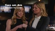Sara & Ava (Legends of Tomorrow) – Someone You Loved