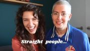 Alexis & Lilian – 9 Weird Things Straight People Do