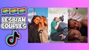 Cutest Lesbian Couples on tiktok