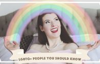 Jessica Kellgren-Fozard- 10 LGBTQ+ People You Should Know About