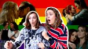 Lesbians React To LGBT Ships
