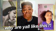 Jade Fox – Reacting to Lesbian Thirst Traps on Tik Tok