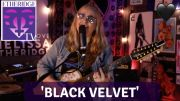 Melissa Etheridge Sings 'Black Velvet' on EtheridgeTV