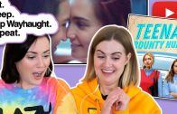 Rose & Rosie – Reacting to THAT Wayhaught scene & Teenage Bounty Hunters!